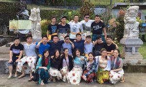 Bali Horizon Field Trip Class of 2016