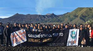 Bromo Mauntain Field Trip